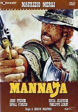 Mannaja (1977) DVD