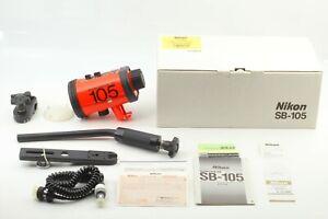 [N Mint Box] Nikon SB-105 Underwater Speedlight Flash Strobe for Nikonos JAPAN