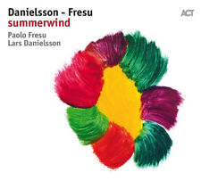 Lars Danielsson/Paolo Fresu : Summerwind CD (2018) ***NEW*** Fast and FREE P & P
