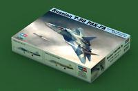 Hobbyboss 87257 1/72 Russian T-50 PAK-FA Model Kit