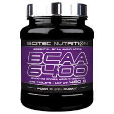 Scitec Nutrition Bcaa 6400 - 375 Tabletten - Aminosäuren mit Glutamin