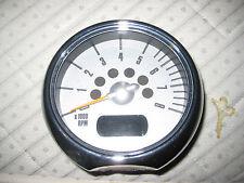 Mini-Cooper R50,R52, R53, Original  Drehzahlmesser mit Chromring