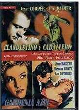 Clandestino y caballero (Cloak and Dagger) - Gardenia azul (The Blue Gardenia)