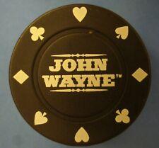 John Wayne Poker Chip (brown)
