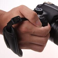 DSLR Camera PU Leather Grip Wrist Hand Strap Universal f Canon Sony Pentax Nikon