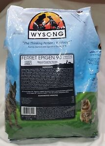 Wysong Ferret Food Epigen 90 Digestive Support 5 lbs