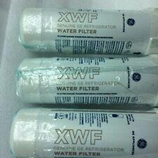 Genuine GE XWF Refrigerator Water Filters lot of 3