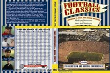 1969 Michigan-Ohio State Game, Ann Arbor, Michigan DVD!