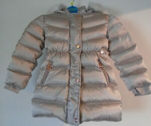 Ted Baker Girls Coat Age 6 Years Down/Feather Filled