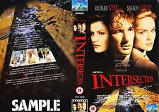 Intersection, Richard Gere Video Promo Sample Sleeve/Cover #14163