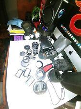 Sony Alpha A6000 24.3MP Digital Camera - Black (Kit with 16-50mm & 55-210mm Zoom