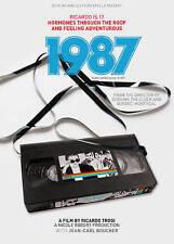 1987 (DVD, 2014) Un Film de Ricardo Trogi (Audio: Fr; Subtitiles: En & Fr)
