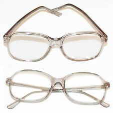 Jelly Readers Reading Glasses REAL GLASS Lens Women's Classic Gray Frame +2.00