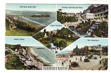 Bournemouth - Multiview Photo Postcard 1942
