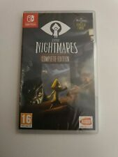 jeu switch Little Nightmares - Complete Edition