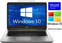 HP LAPTOP PROBOOK WINDOWS 10 DUAL CORE A4 8GB RAM 512GB HD SSD WIFI PC COMPUTER
