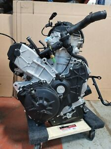 2019-2020 Aprilia RSV4 1100 FACTORY COMPLETE ENGINE MOTOR 1K RUNS LIKE NEW