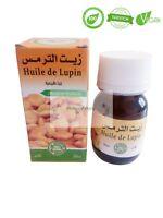 Huile de Lupin 100% Bio et Naturel, macérât huileux- Pure Bio Lupine Oil