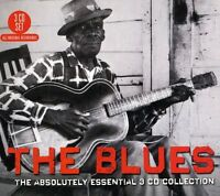 Various Artists - Blues: Absolutely Essential 3 CD Collection / Various [New CD]