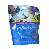 """LM N-Bone Puppy Teething Ring - Chicken Flavor Puppy Teething Ring - 3.5"""" Diamet"""