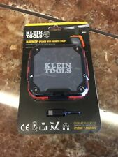 Klein Tools Bluetooth Speaker with Magnetic Strap AEPJS2 NEW FREE SHIPPING