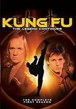 Kung Fu The Legend Continues Season 1 Series One First David Carradine DVD R4