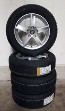 Satz Winterräder Seat Alhambra 205 60 R16 96H XL Pirelli Seal Alufelge Reifen