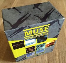Muse-Absolution Box * 8xcd/dvd* Limited Box RAR