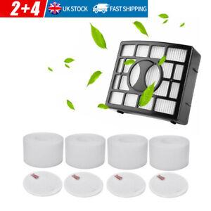 2x HEPA Filter 4x Foam Filters Set for SHARK Rotator Lift-Away NV601 NV680 NV801