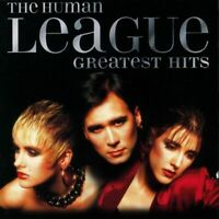 HUMAN LEAGUE - THE GREATEST HITS CD ~ BEST OF ~ PHIL OAKEY 80's *NEW*