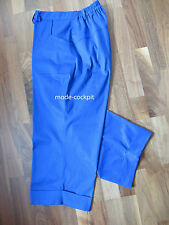L34 Damenhosen aus Baumwolle mit hoher Bundhöhe