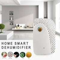 Portable Mini Dehumidifier Quiet Home Drying Moisture Absorber Air Room fa