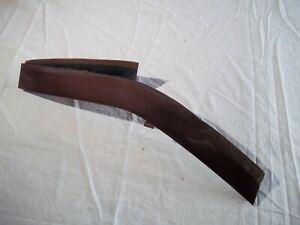 71-73 CADILLAC DEVILLE REAR FENDER QUARTER PANEL BUMPER FILLER LEFT DRIVER