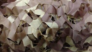 DESERT Camouflage Netting Military Army Camo Hunting SHADE Net 10 x 20!