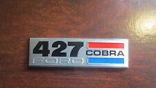 Ford Schild Zeichen Abzeichen Ford 427 Cobra badge