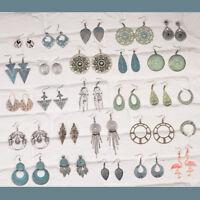 Vintage Women Bohemian Boho Style Ear Stud Earrings Charm Antique Jewellery