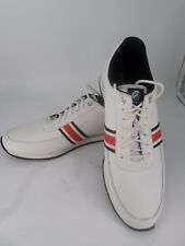 Paul Swanson Tape Runner Tenis Blanco Smith UK 11 EU 45 LN20 90