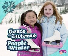 Gente en invierno/People in Winter (Todo sobre el invierno/All about Winter)