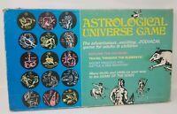 Vintage Astrological Universe Game  Hanlit Educational Games & Toys 1969 Rare