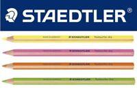 Staedtler Textsurfer Dry Highlighter Pencils SINGLES & PACKS OF 12, 4 Colours