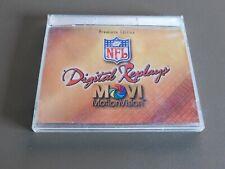 1996 NFL digitale ripetizioni MOTOVISION EMMITT SMITH Dallas Cowboys Premiere Edition