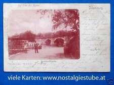 Ansichtskarten aus Hamburg mit dem Thema Brücke