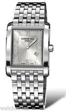 Raymond Weil Men's Don Giovanni Stainless Steel Quartz Watch 9975-ST-00659