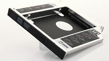 for Sony Vaio VGN-FW21 VGN-NS11Z BC-5500S 2nd HDD SSD HARD DRIVE Caddy Adapter