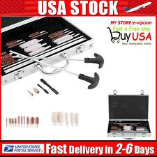 Gun Cleaning Kit 106pcs- Professional Universal Pistol Rifle Shotgun Firearms OY