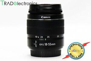 (💎Mint) Canon EF-S 18-55mm f/3.5-5.6 III Zoom AF/MF Canon EF-S Mount AUstock