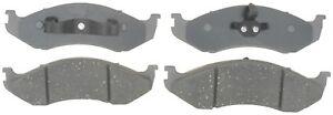 Disc Brake Pad Set-Ceramic Disc Brake Pad Front ACDelco 14D477C