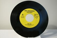 """45 RECORD 7""""- THE CATS - COME SUNDAY"""