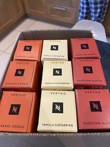 Genuine Nespresso Vertuo Coffee Pod Capsules