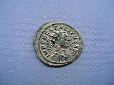 Cir 275-276 AD Roman Empire - Tacitus-  AR Silvered Antoninianus - 9747